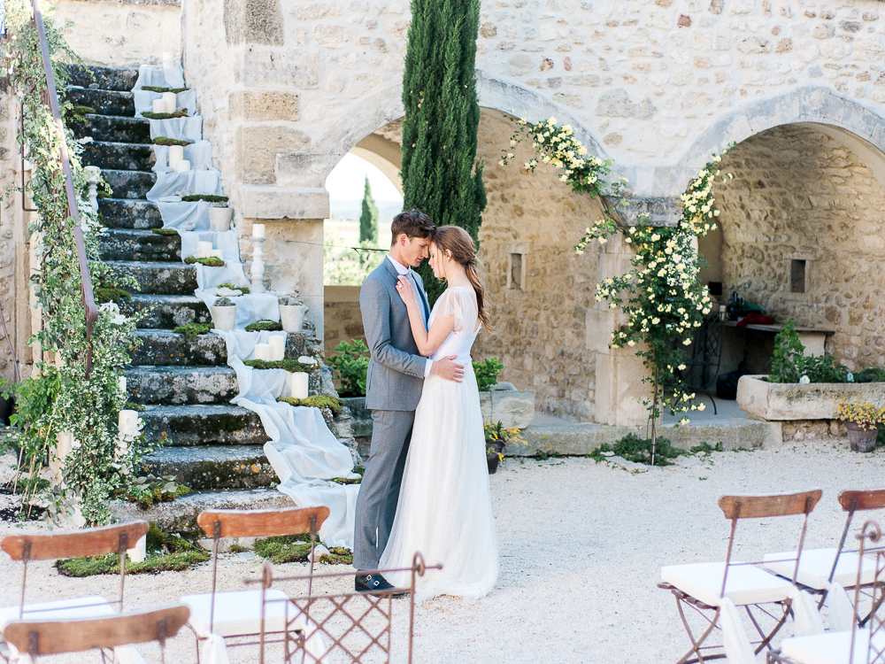 French Wedding in Provence Domaine de Patras