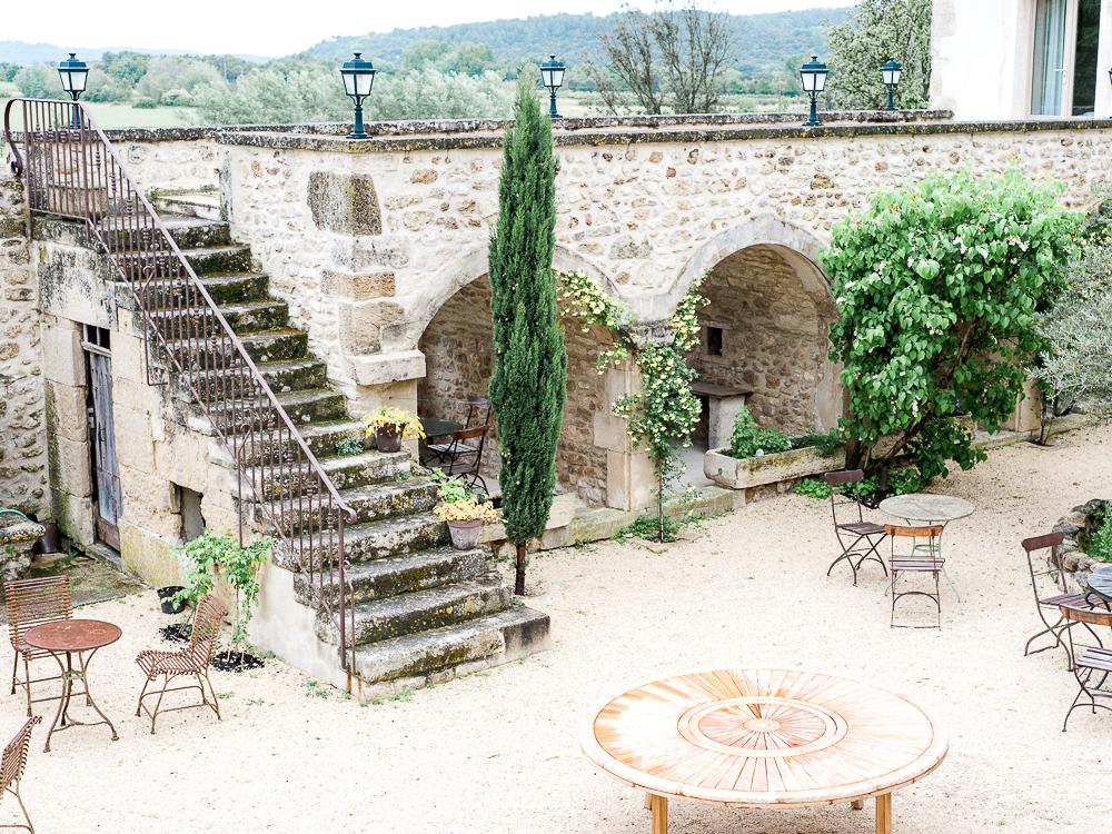 Domaine de Patras lieu de mariage en provence