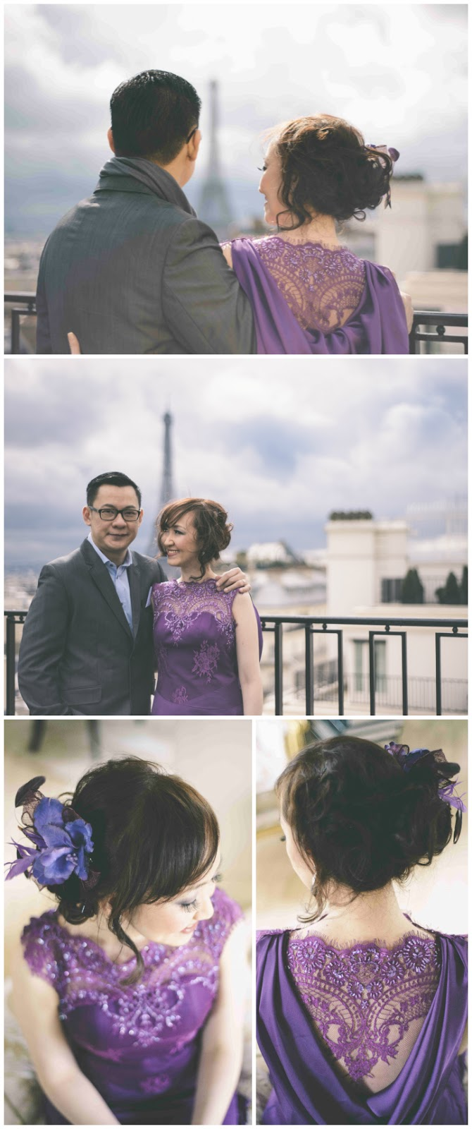 Paris PreWedding Photography