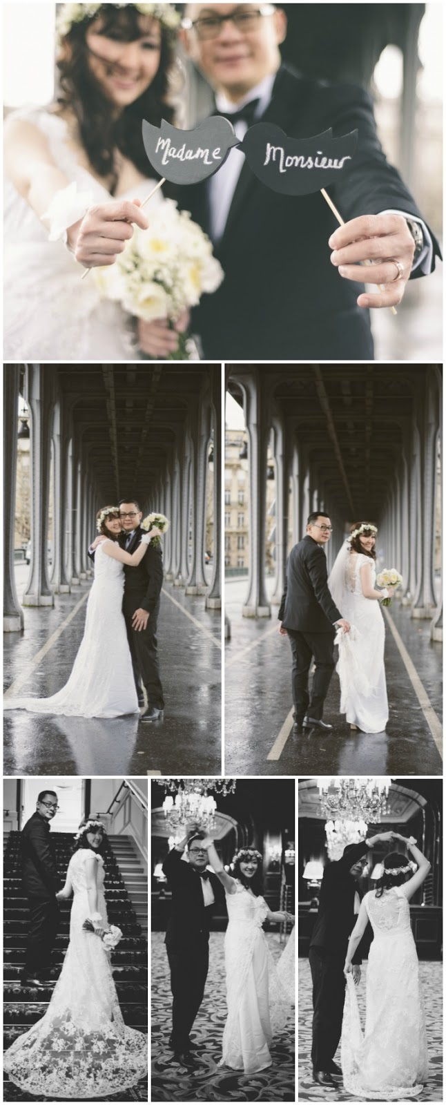 Paris PreWedding Photo