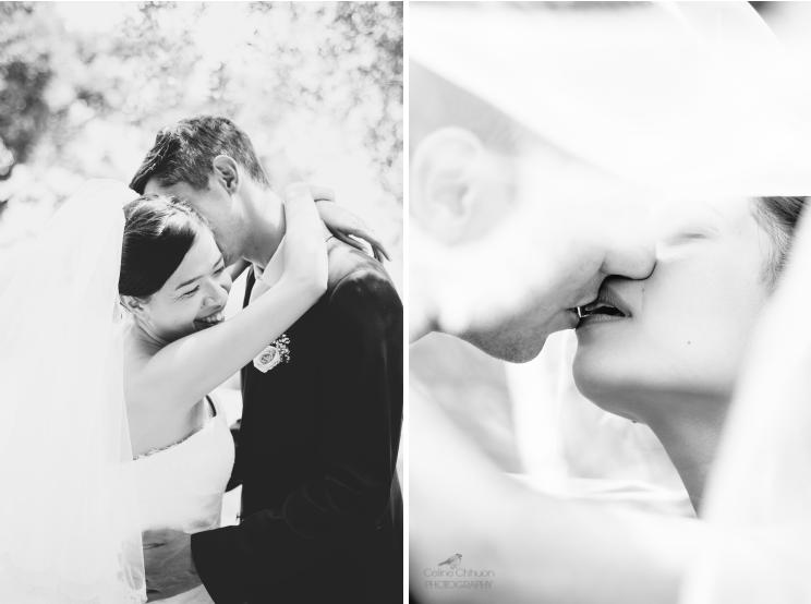 le baiser des maries