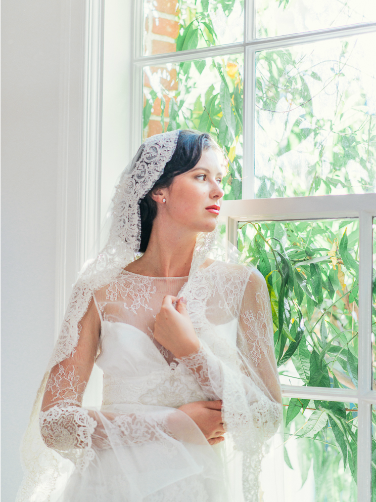 Claire Pettibone Dress - Celine Chhuon Photography