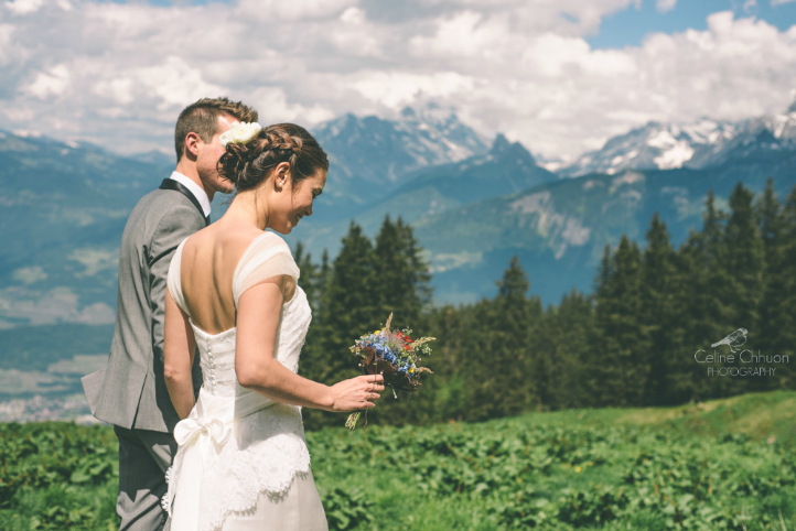 Wedding Photographer couple France Switzerland | Celine Chhuon