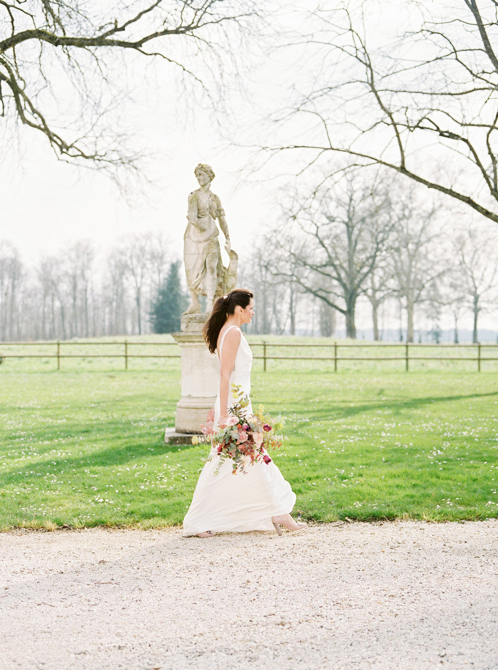 robe de mariée chic Charlie Brear