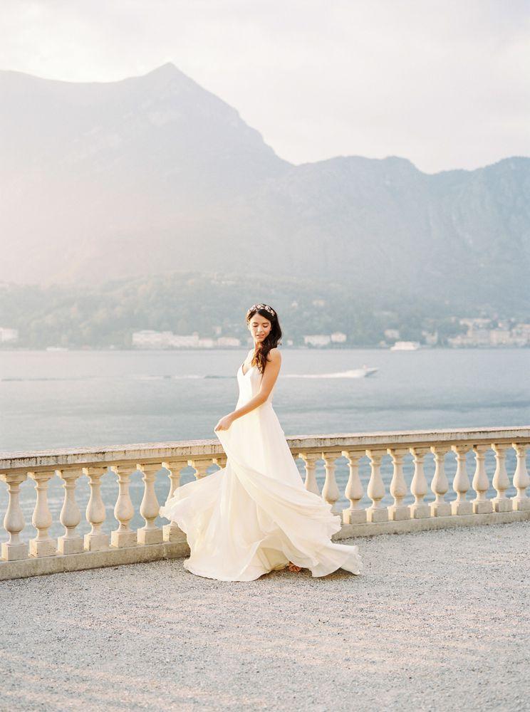 Lake Como Bride