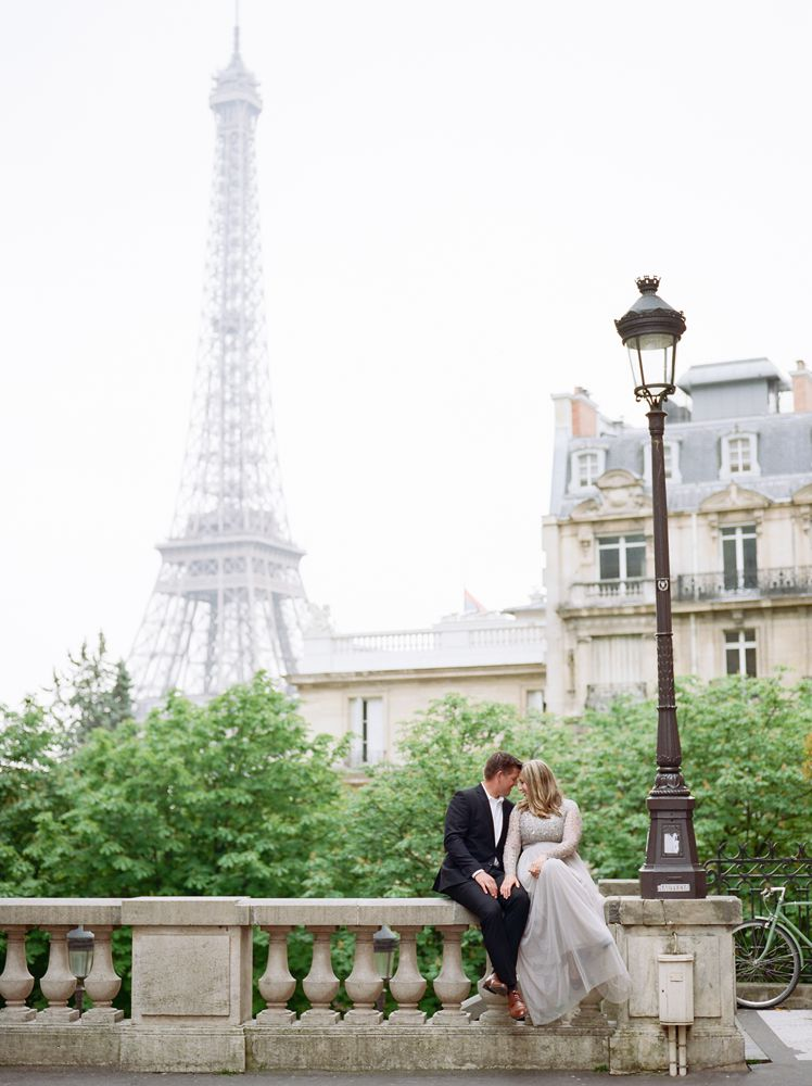 Family session in Paris