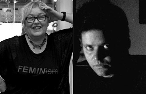 Brigitte Huck, Martin Guttmann, curated by_vienna, Tomorrow Today, Charim Calerie, 2015