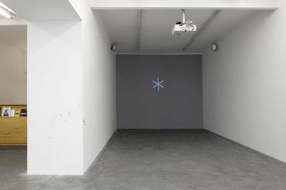 Dexter Sinister, installation view,  The * of Love,  Galerie Martin Janda, 2015. Foto: Markus Wörgötter.