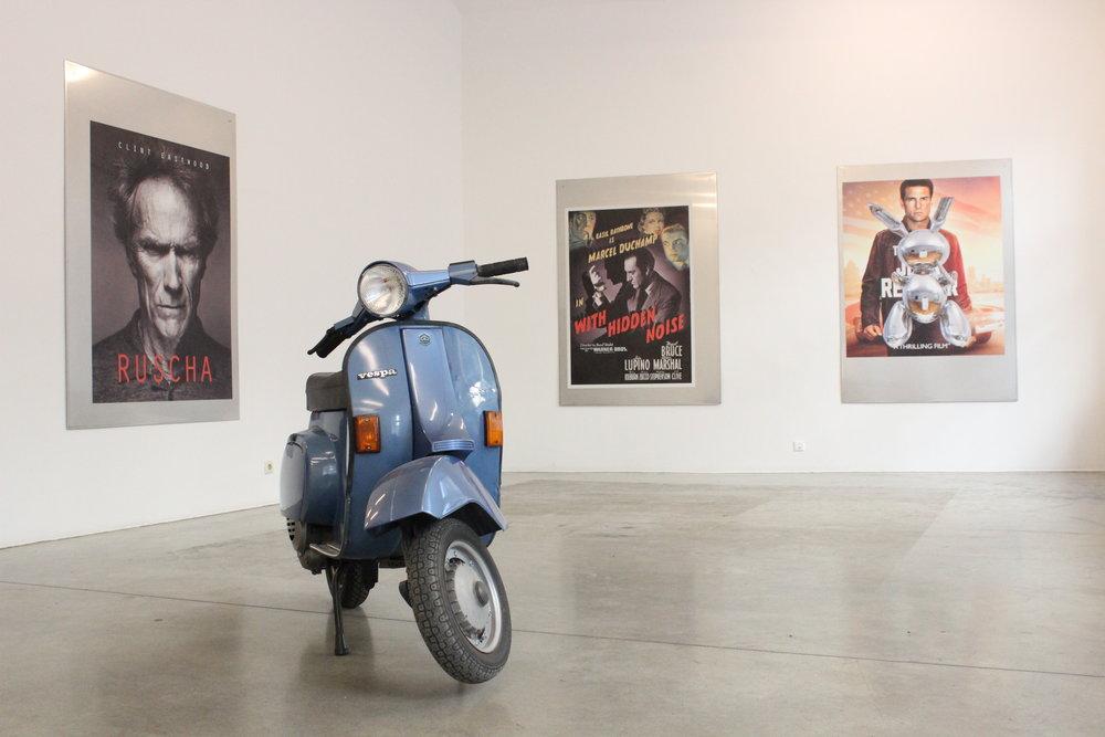 Ausstellungsansicht TIMEZONE, curated by_ Giulia Ferracci, 2016