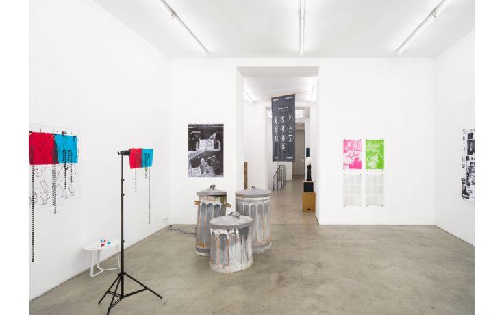 Exhibition View, Gabriele Senn Galerie, 2016, Photo: Gabriele Senn Galerie