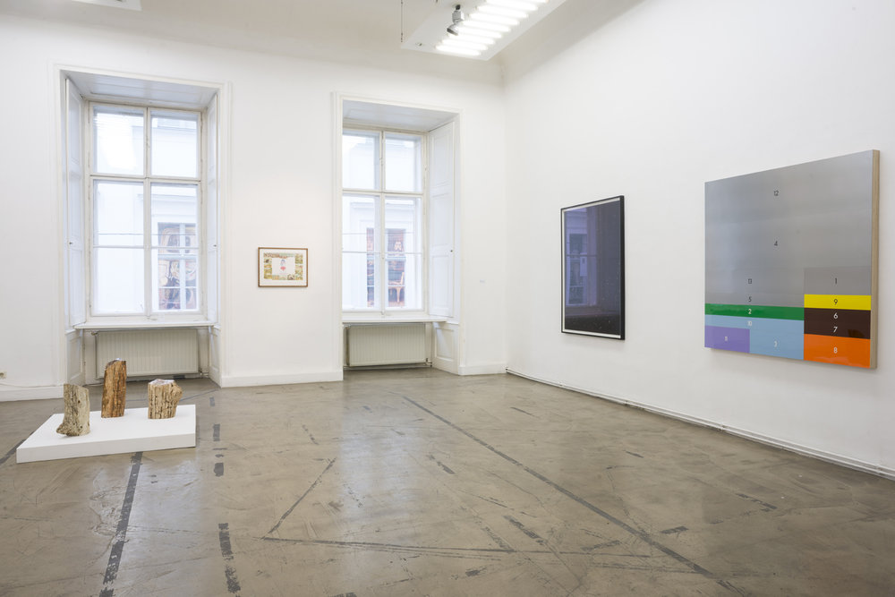 Exhibition View, Charim Galerie, curated by_Brigitte Huck & Martin Guttmann, 2015, Photo: Charim Galerie