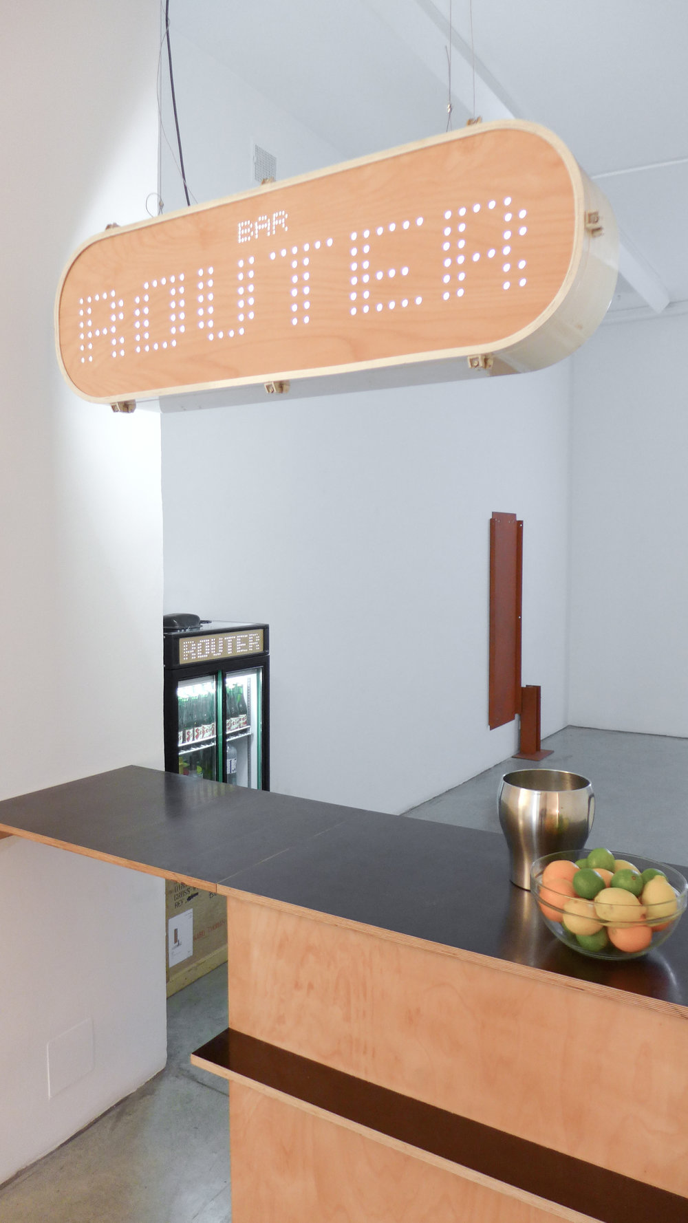 Exhibition View, Relational Changes, curated by_Cointemporary, 2015, Courtesy: Galerie Christine König