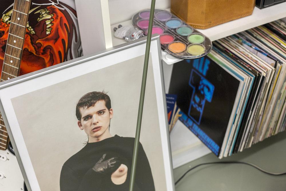 Exhibition View, Jugendzimmer, Galerie Crone, 2016, Courtesy: Galerie Crone