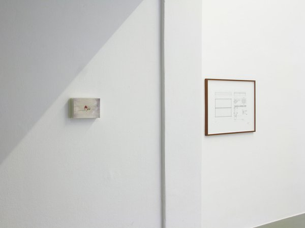 Ready to Sleep (Arbeitstitel) curated_by Sabeth Buchmann, Exhibition View, Galerie Mezzanin, 2014, Photo: Galerie Mezzanin