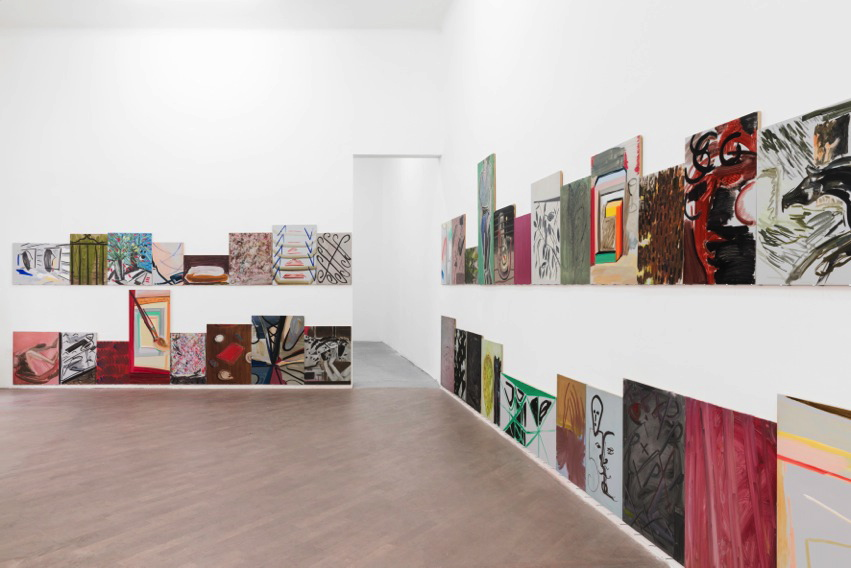 Exhibition View, Galerie Emanuel Layr, curated by_Bart van der Heise, 2013, Photo: Galerie Emanuel Layr