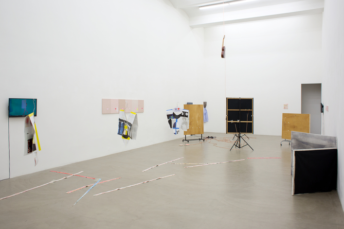 Exhibition View, Galerie Meyer Kainer, curated by_Ei Arakawa, 2013, Photo: Galerie Meyer Kainer