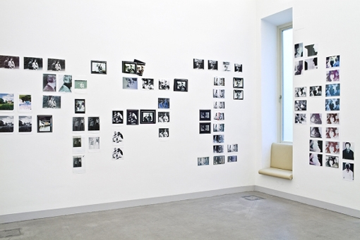 Exhibition View, Prozesse, curated by_Alexander Streitberger, 2012, Raum mit Licht, Photo: Stephan Hilge
