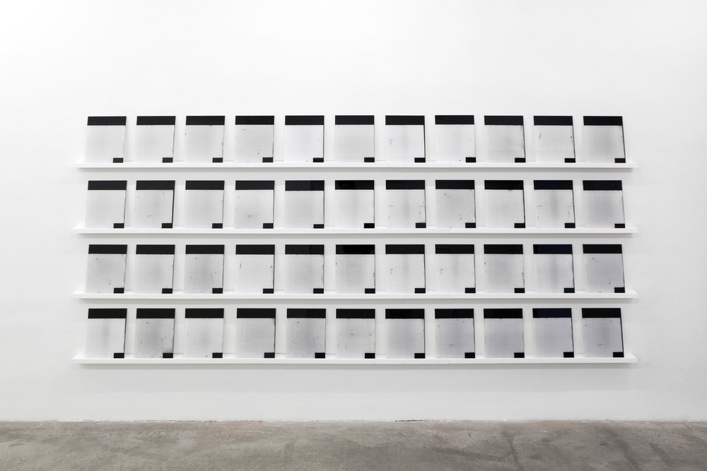 Exhibition View, Galerie Martin Janda, Lara Favaretto, Ryan Gander, Alina Szapocznikow, curated by_Thomas D. Trummer, 2012,Photo:Galerie Martin Janda