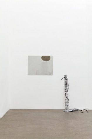 Exhibition View, Galerie Meyer Kainer, Anita Leisz | Nora Schultz, curated by_Will Benedict, 2012, Photo: Galerie Meyer Kainer