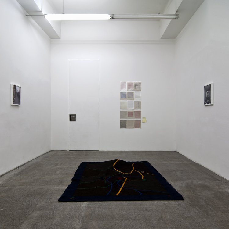 Exhibition View, Kerstin Engholm Galerie, EAST: EXCITABLE SPEECH: WEST, curated by_Adam Budak, 2011, Photo: Kerstin Engholm Galerie