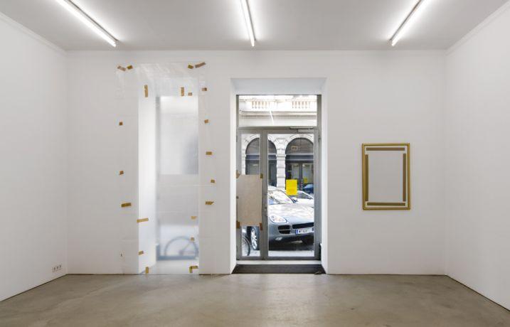 Exhibition View, Gabriele Senn Galerie, curated by_Gianni Jetzer, 2009