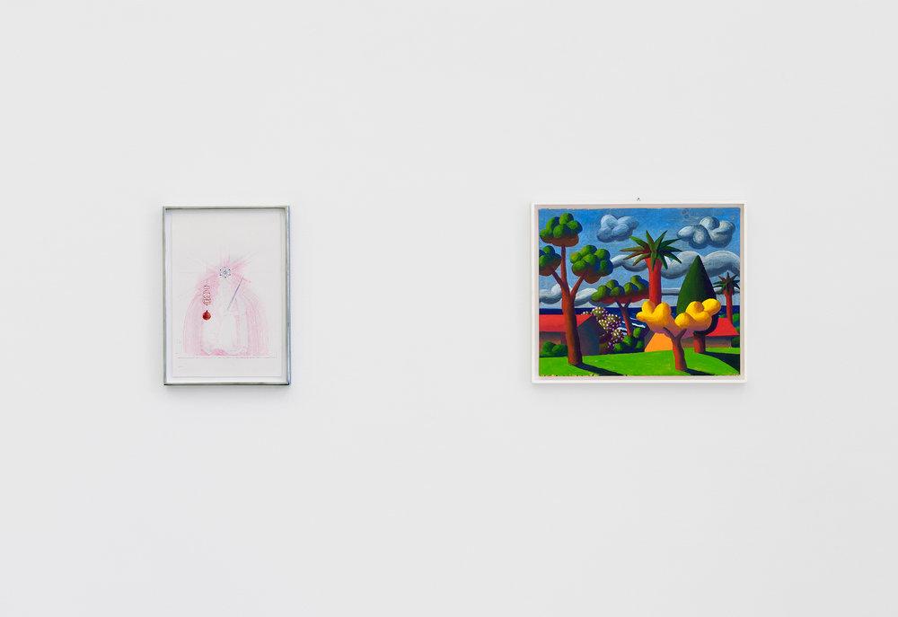 Bonnie Camplin, Salvo, installation view, Galerie Meyer Kainer, Vienna  Photos: Marcel Koehler / Courtesy Galerie Meyer Kainer, Wien