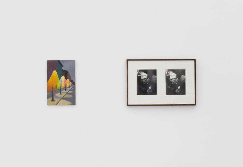 Salvo, Bonnie Camplin, installation view, Galerie Meyer Kainer, Vienna  Photos: Marcel Koehler / Courtesy Galerie Meyer Kainer, Wien