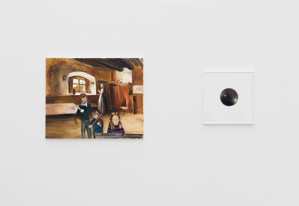 Amelie von Wulffen, Bonnie Camplin, installation view, Galerie Meyer Kainer, Vienna  Photos: Marcel Koehler / Courtesy Galerie Meyer Kainer, Wien