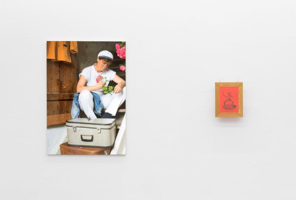 Lucie Stahl, Bonnie Camplin, installation view, Galerie Meyer Kainer, Vienna  Photos: Marcel Koehler / Courtesy Galerie Meyer Kainer, Wien