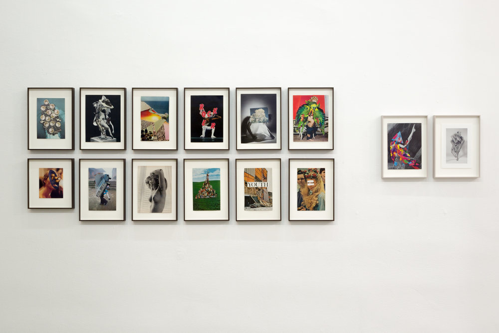 Installation shot PHOTO ART VOLUME II