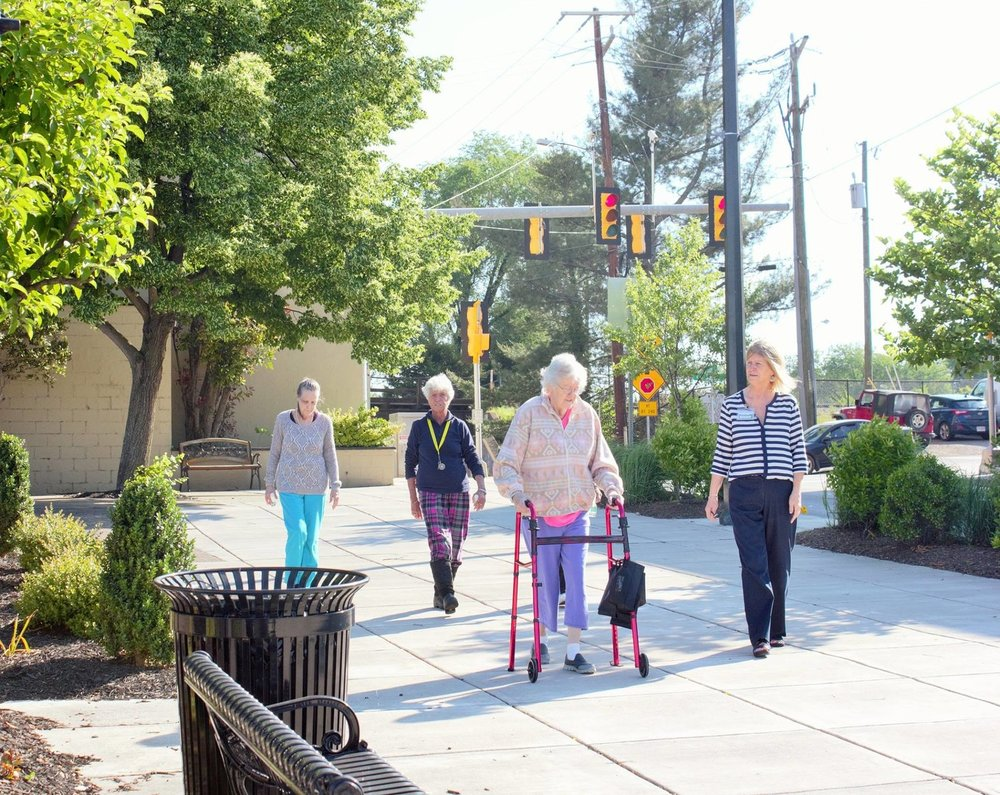 walkable crozet community