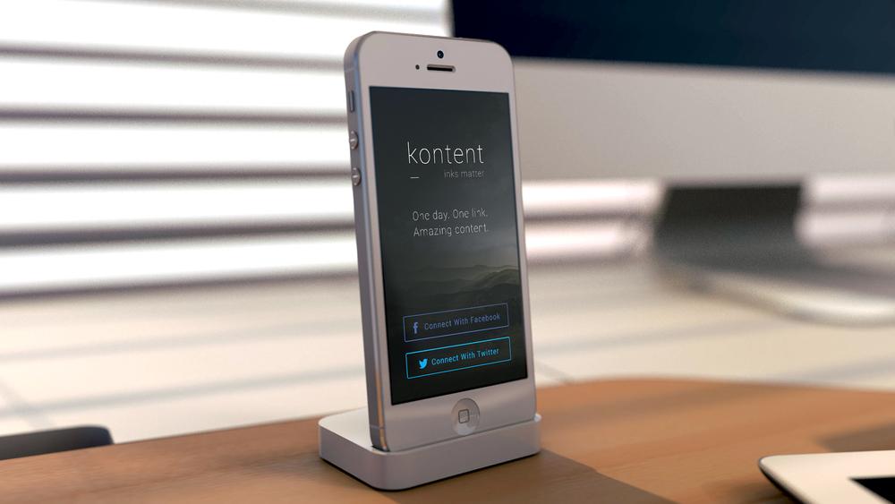 iOS App UX
