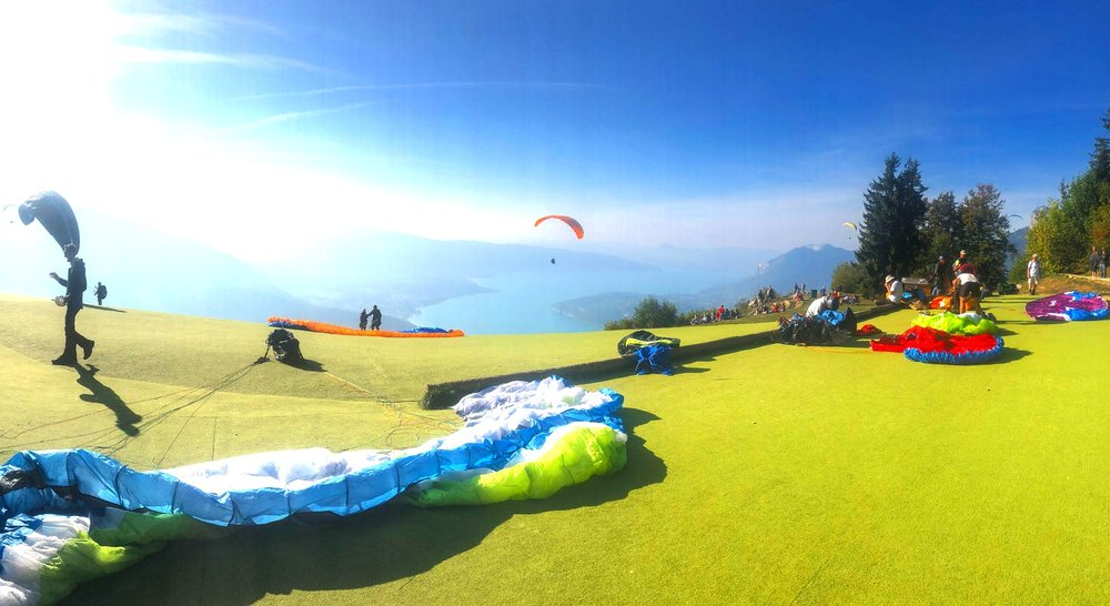 ALL TO LOVE'S YOGA, HIKING & PARAGLIDING TRANSFORMATIONAL RETREAT - 19-23 JUNE 2019