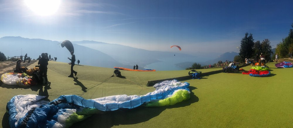 ALL TO LOVE'S YOGA, HIKING & PARAGLIDING - 19-23 JUNE 2019