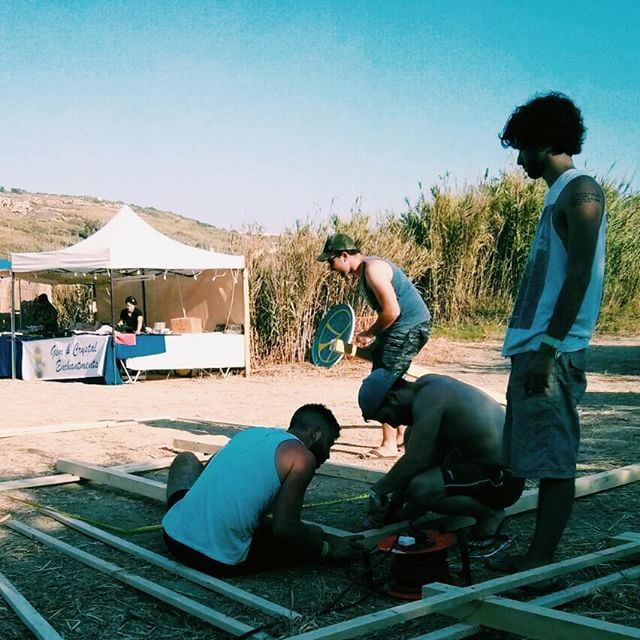 🌊🌊 #workinprogress #sunscapefestival