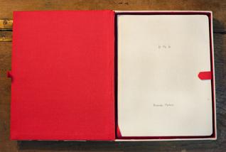 B & B / Libro de artista