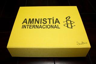 Amnistía internacional /Proyecto especial