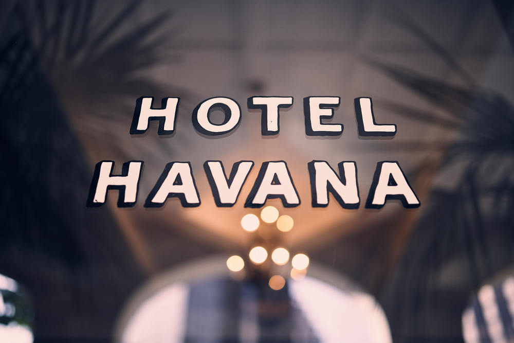 HOTEL HAVANA -SAN ANTONIO, TEXAS