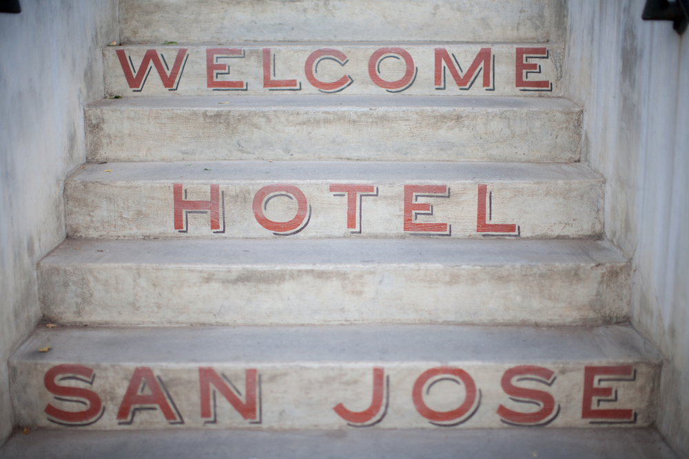 HOTEL SAN JOSE - AUSTIN,TEXAS