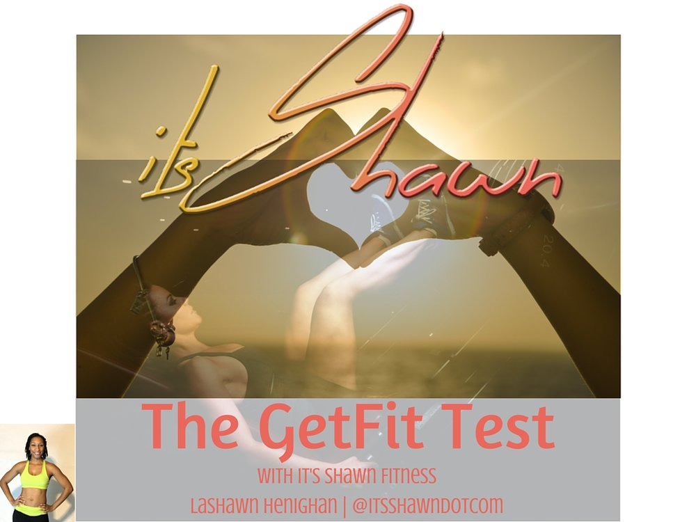 The GetFIt Test eBook Cover