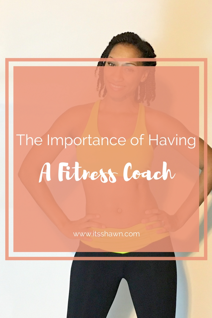 The Importance of Having a Fitness Coach
