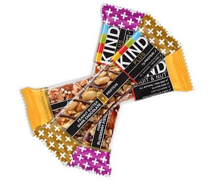 170-190 calorie Kind bars