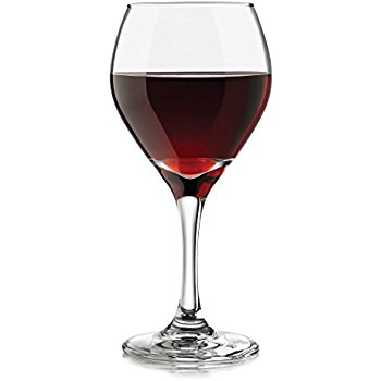 red wine, healthier alcohol option