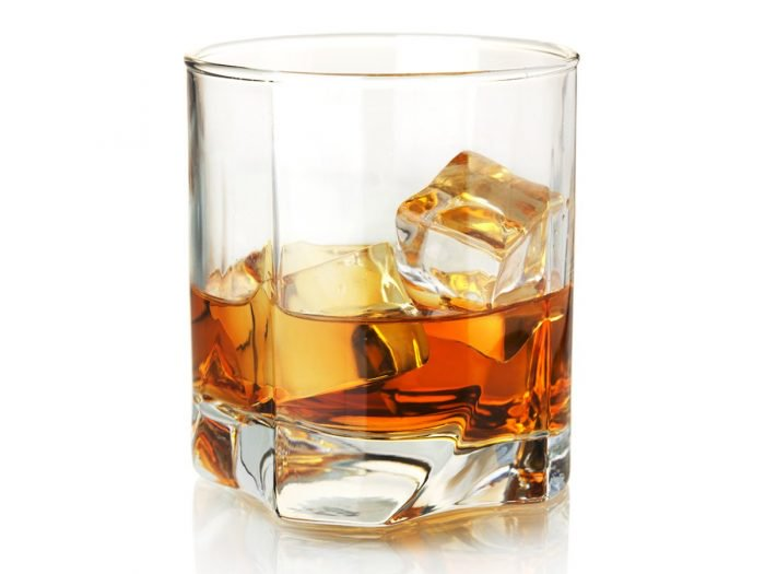 whiskey, healthier alcohol option