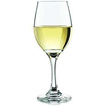 white wine, a somewhat healthy alcohol option