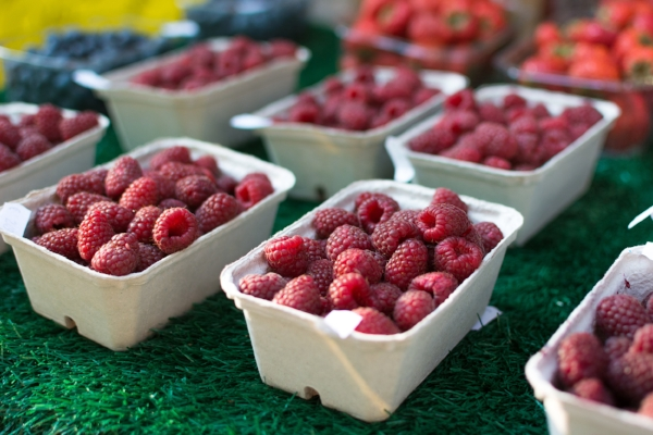 raspberries for metabolism boosting