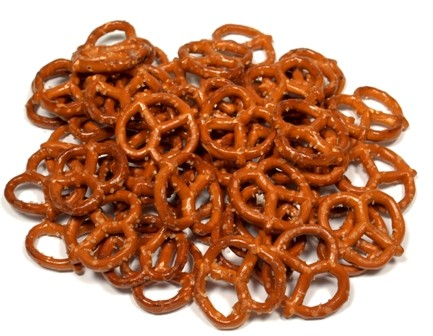 mini pretzels for metabolism boosting and weight loss