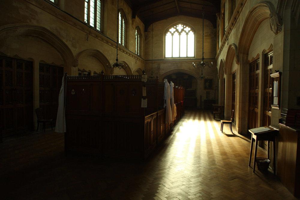 Downside Abbey cloisters .jpg