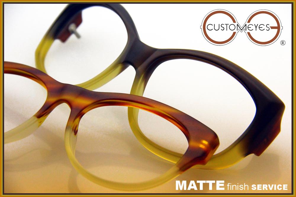 Matting service for C Distinctive Eyewear 112415.jpg