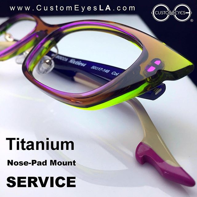 """""""Success doesn't necessarily come from breakthrough innovation but from flawless execution."""" 👌👓🤓 #new #custom #service  Available at @customeyesla 😎 #call📞 818-502-0204 or email 📧 customeyesllc@att.net For more #information  @faceaface_paris #eyewear with custom #nosepads For our #friends At @i2ioptique  #handmade #optician #faceaface #faceaface_paris #glasses #cool #legs #colors #fun #style #fashion #fashionblogger #love #service #instagood #instacool #instafashion  #optometry #optical #luxuryfashion #luxury #luxurylifestyle #comfort"""